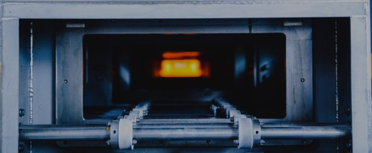 工业炉的设备试验